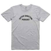 Outer Sanctum Tee Grey